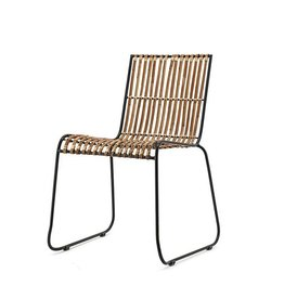 By-Boo Chair leather look black - Copy - Copy - Copy - Copy - Copy - Copy - Copy - Copy