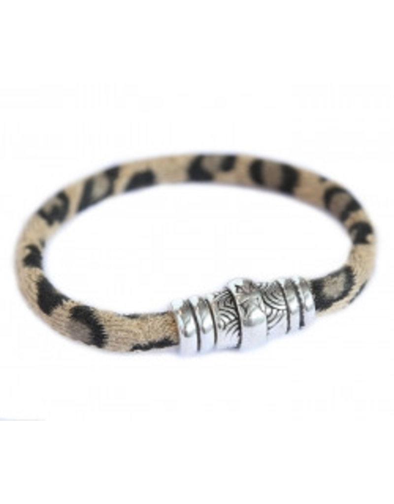 Love Ibiza Karma bracelet Leopard