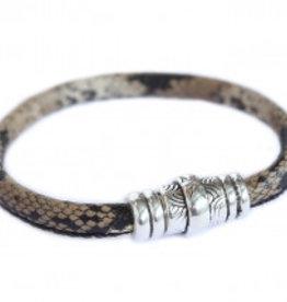 Love Ibiza Karma bracelet python