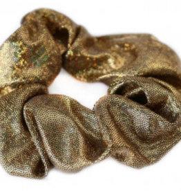 Love Ibiza Velvet scrunchie leopard brown - Copy - Copy