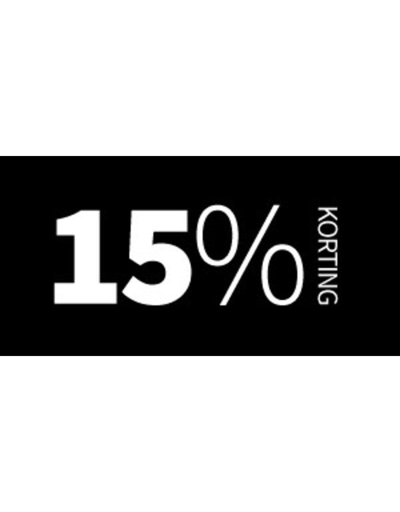 """Damn 15 % korting gebruik de code """"Aanbieding"""""""