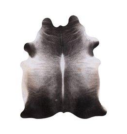 Damn Koeienhuid grijs bruin zwart