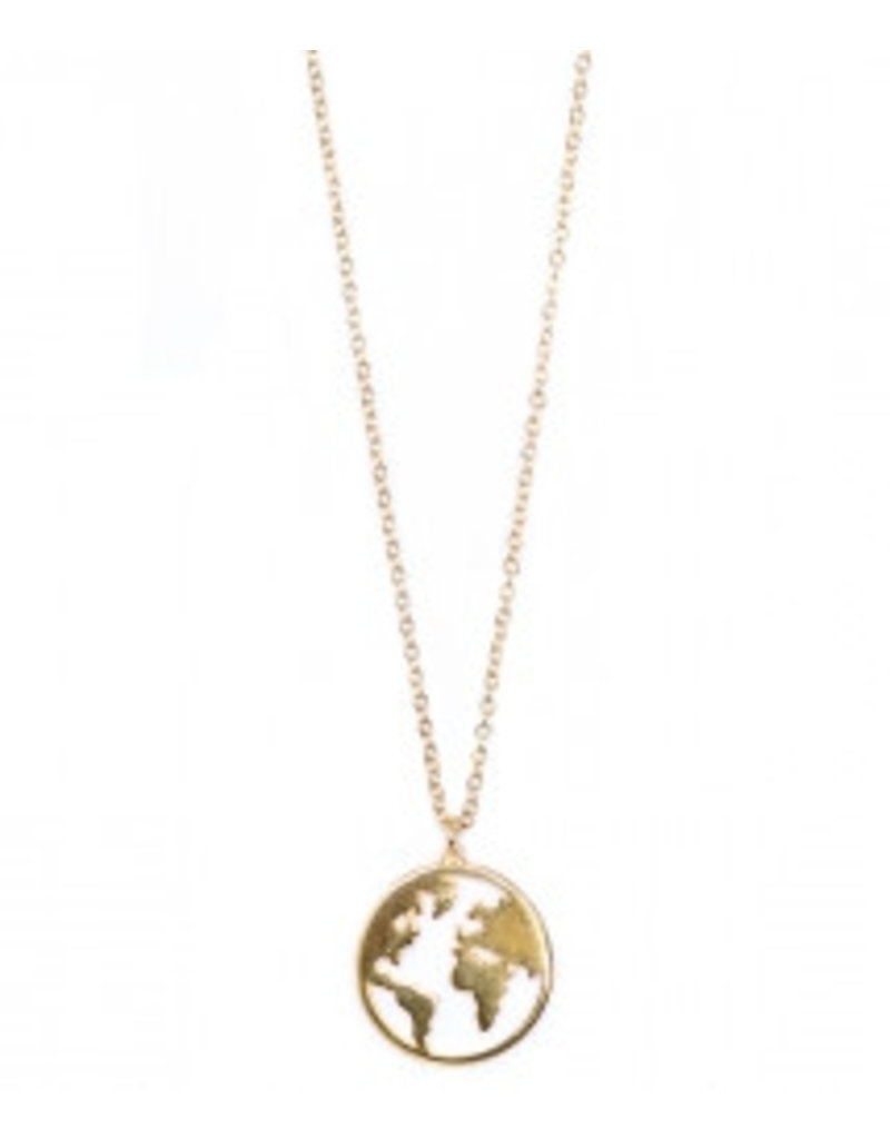 Love Ibiza Ketting earth gold
