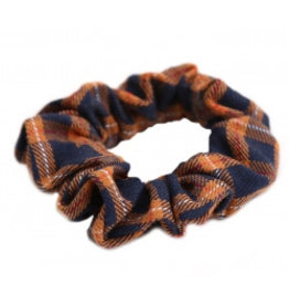 Love Ibiza Velvet scrunchie leopard brown - Copy - Copy - Copy - Copy