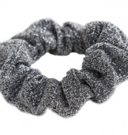 Love Ibiza Scrunchie Glitz black