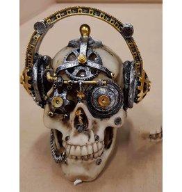 Damn Skull headphone