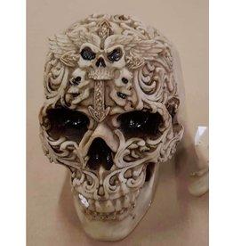 Damn Skull engraved
