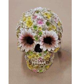 Damn Skull engraved summer