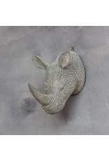 Damn Skull betonlook neushoorn