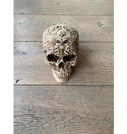 Damn Skull engraved S