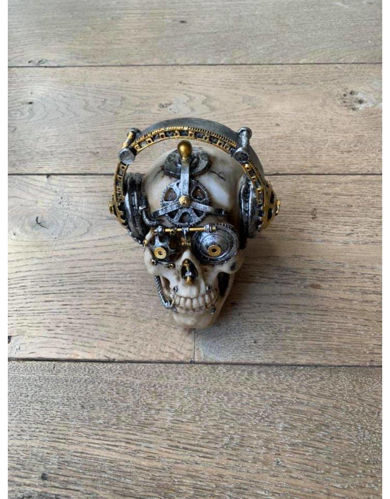 Damn Skull 40 cm white - Copy - Copy - Copy - Copy - Copy - Copy - Copy - Copy