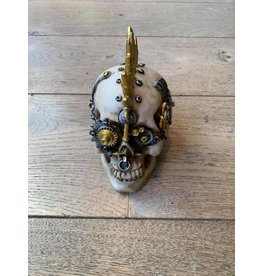 Damn Skull 40 cm white - Copy - Copy - Copy - Copy - Copy - Copy - Copy