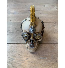 Damn Skull 40 cm white - Copy - Copy - Copy - Copy - Copy - Copy