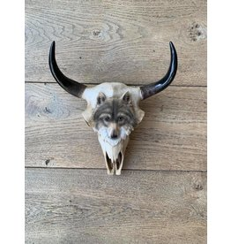 Damn Skull wolf S