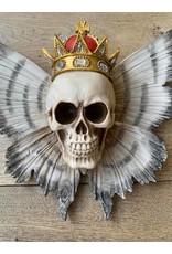 Damn Skull vleugels
