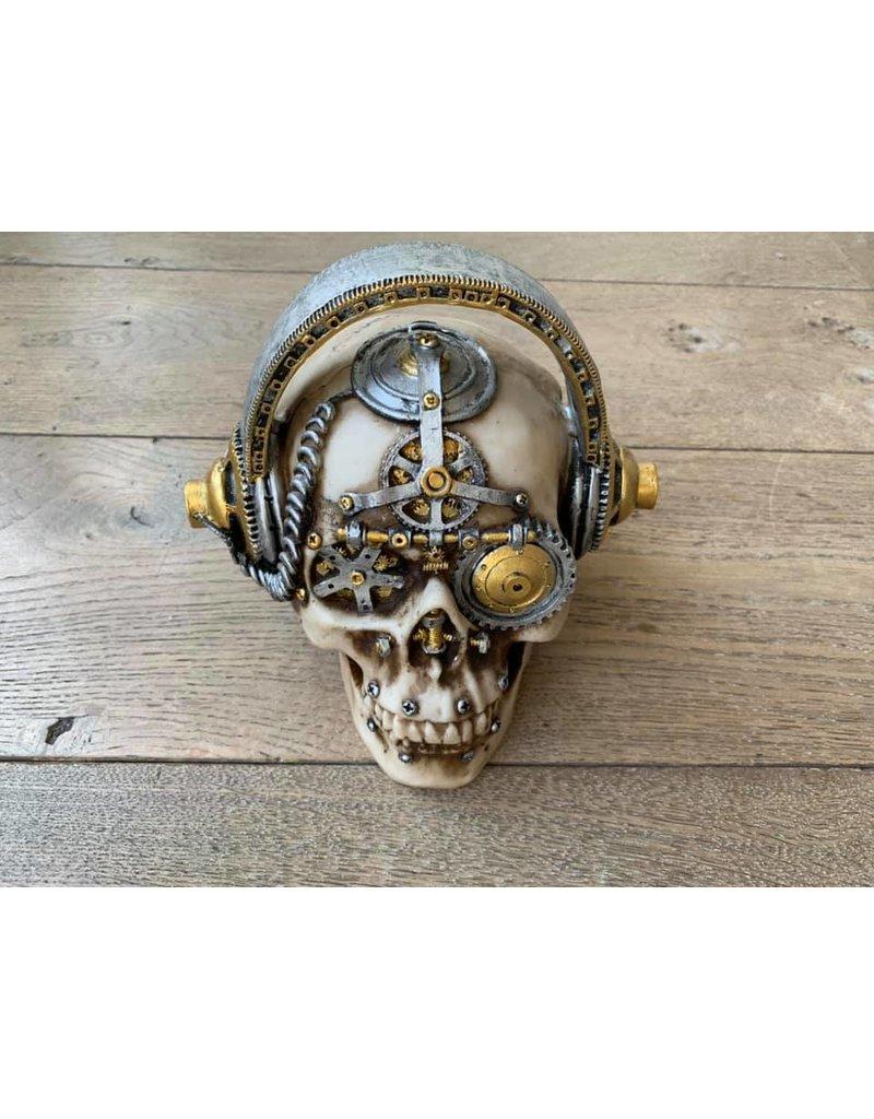 Damn Skull headphone M