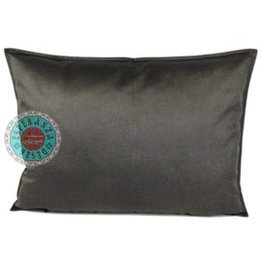 esperanza-deseo Velvet cushion Brick orange 45 x 45 cm - Copy - Copy - Copy - Copy