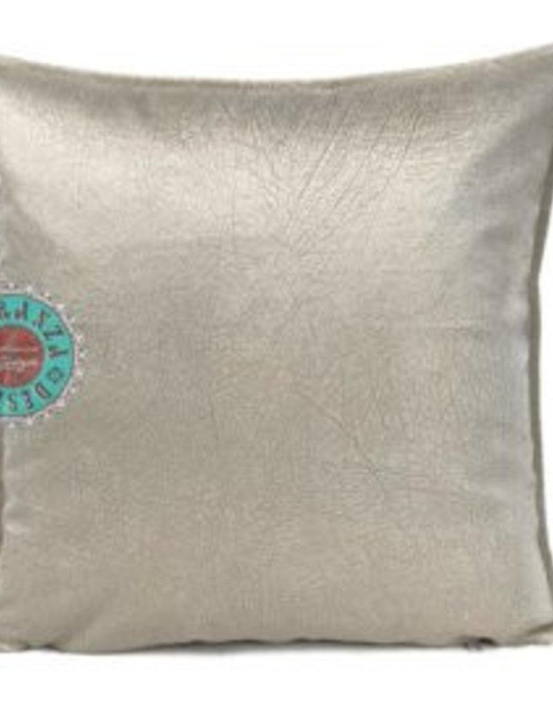 esperanza-deseo Velvet kussen off-white 45 x 45 cm