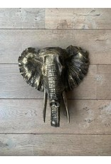 Damn Olifant  brons