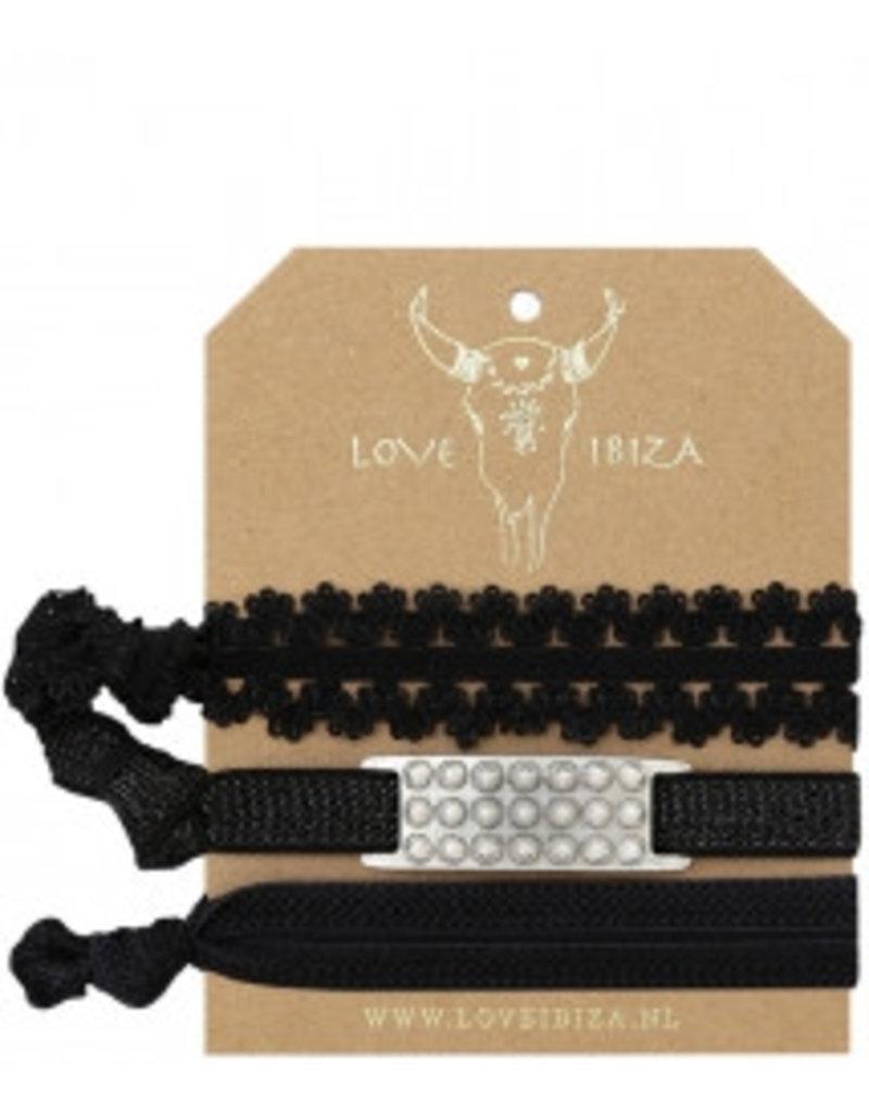 Love Ibiza All black set van 3