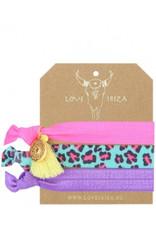 Love Ibiza Crazy Leo set van 3