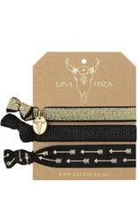 Love Ibiza Marble Set of 3 hair bows / bracelets - Copy - Copy - Copy - Copy - Copy - Copy - Copy - Copy