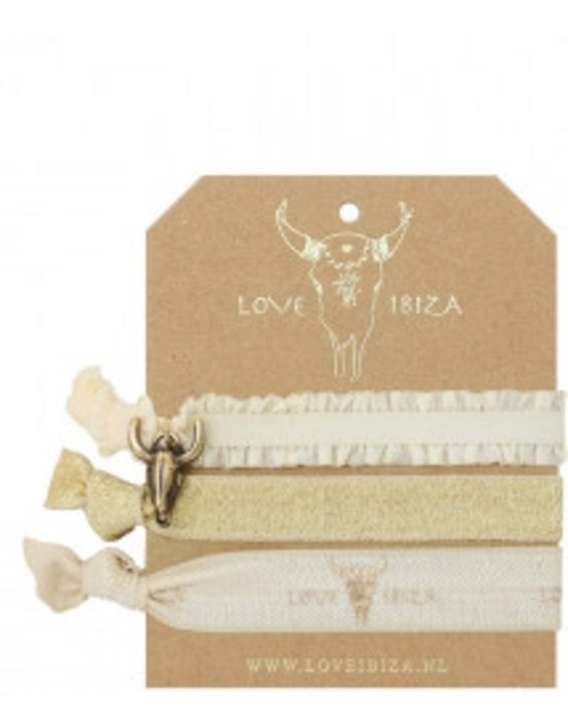 Love Ibiza Ivory set van 3