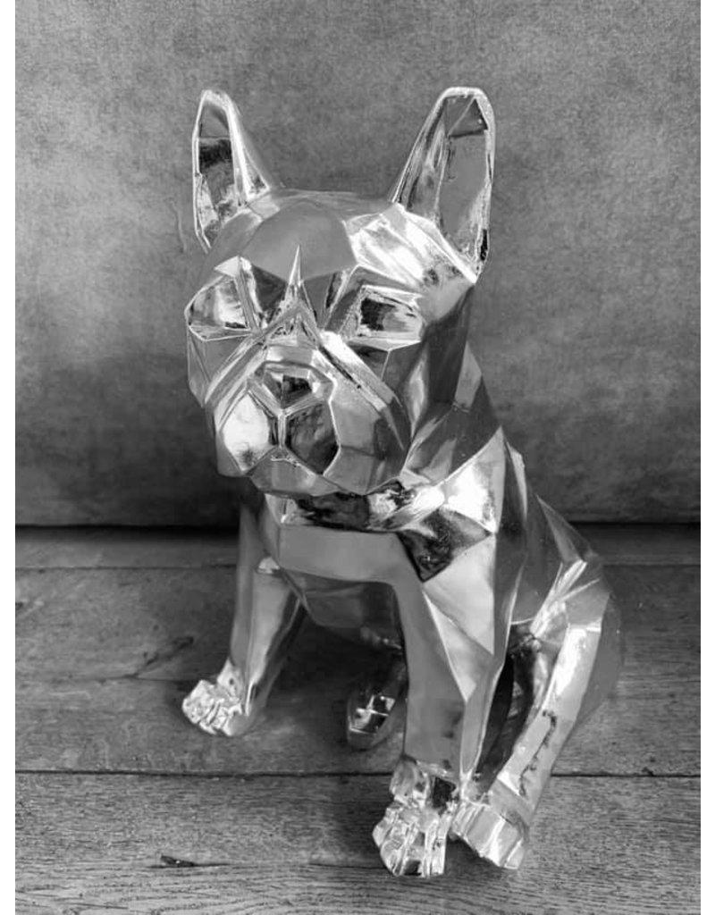 Damn Hond zilver