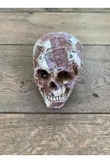 Damn Skull brons euro's