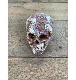 Damn Skull euro's Spaarpot