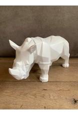 Damn Rhinoceros white