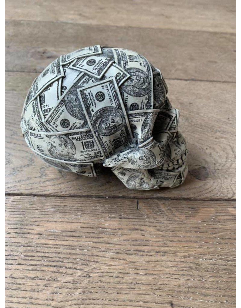 Damn Skull brons dollars
