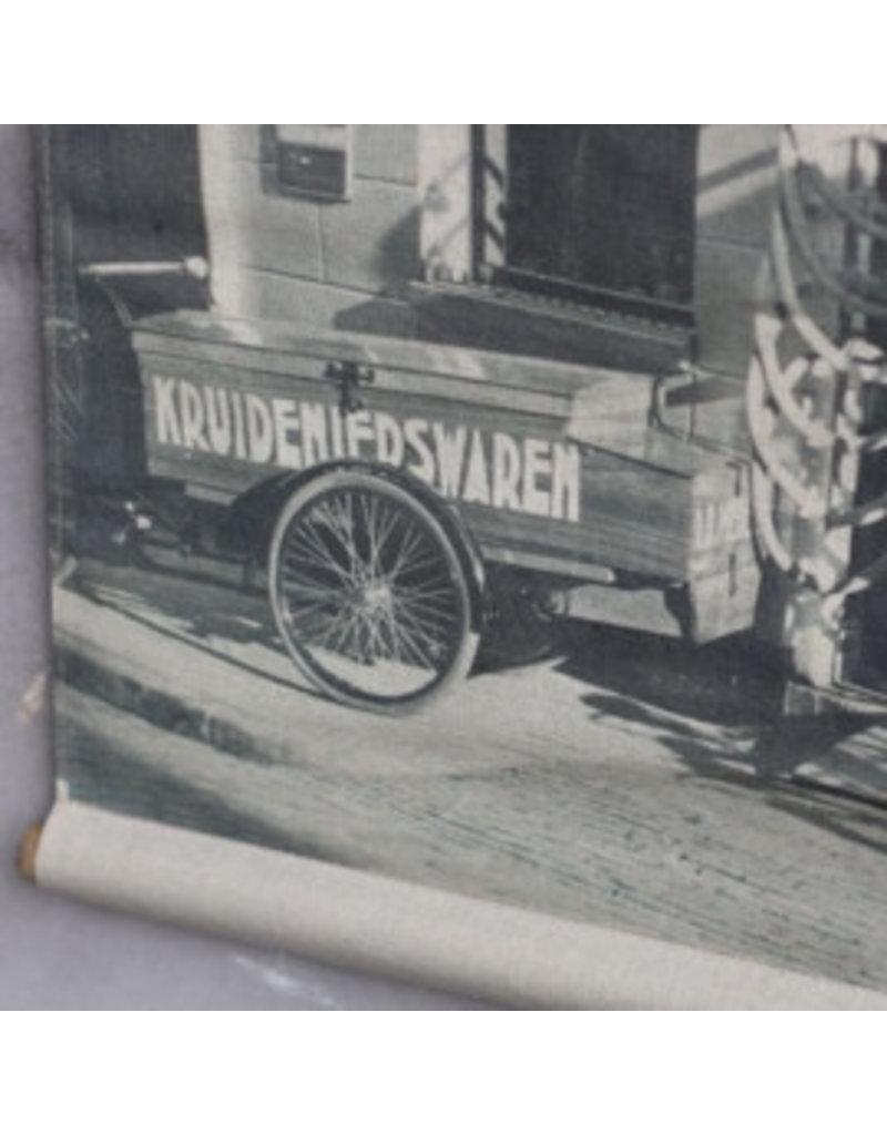 Damn Oude fotokaart Kruidenier