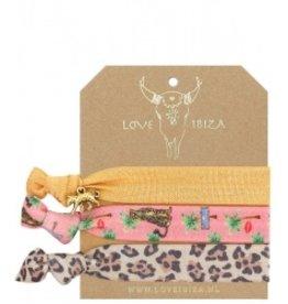Love Ibiza Vintage Leo set van 3