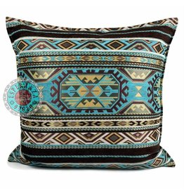 esperanza-deseo Maya kussenhoes/cushion cover ± 70x70cm