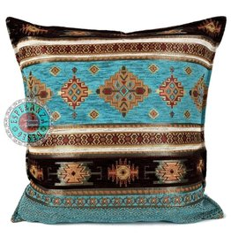 esperanza-deseo Little Peru kussenhoes/cushion cover ± 45x45cm