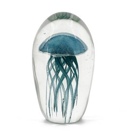 Damn Jellyfish in glass XL - Copy
