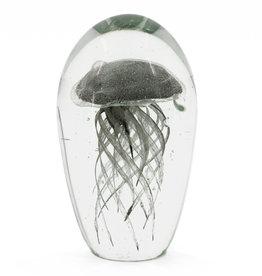 Damn Jellyfish in glass XL - Copy