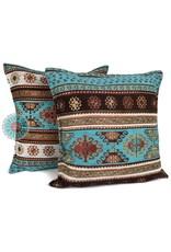 esperanza-deseo Peru kussenhoes/cushion cover ± 40 x 40 cm
