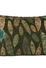 esperanza-deseo Boho feathers kussenhoes 50 x 70 cm