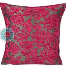 esperanza-deseo Hardroze coral kussenhoes ± 45x45cm