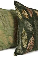 esperanza-deseo Boho feathers kussenhoes ± 45x45cm