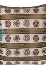 esperanza-deseo Peru stripes kussenhoes ± 40 x 40 cm
