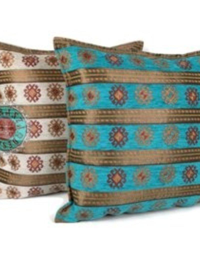 esperanza-deseo Peru stripes kussenhoes 50 x 70 cm