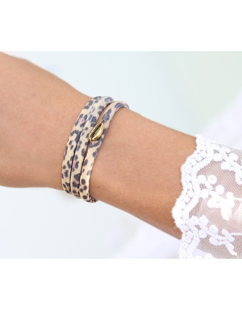 Love Ibiza Ibiza wrap leopard