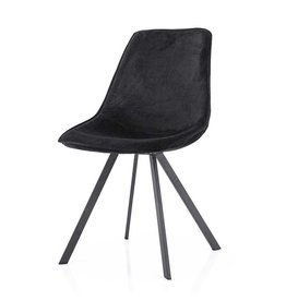 By-Boo Chair leather look black - Copy - Copy - Copy - Copy - Copy - Copy - Copy - Copy - Copy - Copy - Copy - Copy - Copy - Copy - Copy