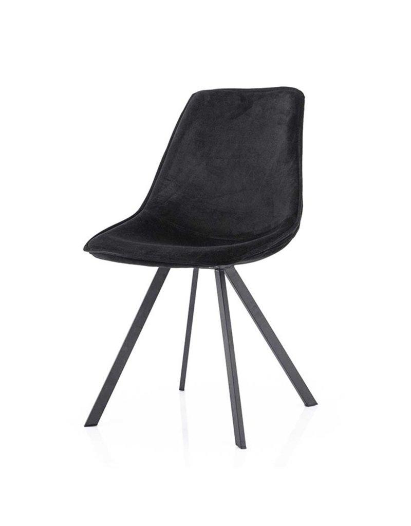 By-Boo Chair leather look black - Copy - Copy - Copy - Copy - Copy - Copy - Copy - Copy - Copy - Copy - Copy - Copy - Copy - Copy - Copy