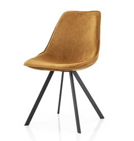By-Boo Chair Beau ochre