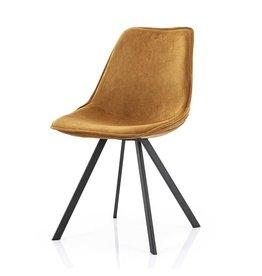 By-Boo Chair Belle ochre