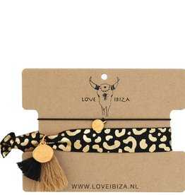 Love Ibiza Paisley set of 5